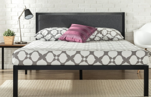 bed frames with headboard