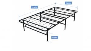 Home Gear Metal Bed Frame