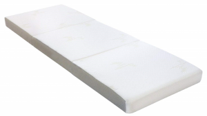 tri fold camping mattress